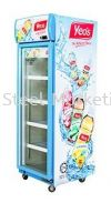 1 door Display Chiller Display Chiller / Freezer Commercial Refrigerator