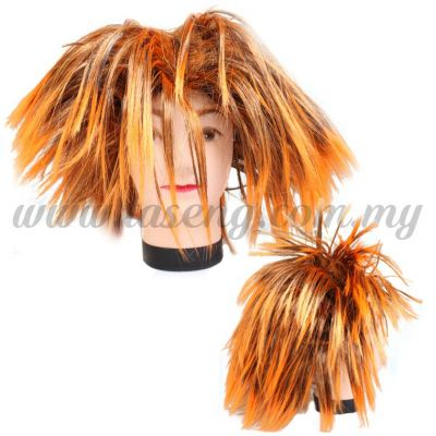 Wig Style - Orange (DU-WG-OR)
