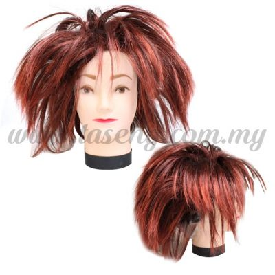 Wig Style - Red (DU-WG-R)