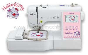 Brother NV180K Hello kitty Embroidery Sewing Machine