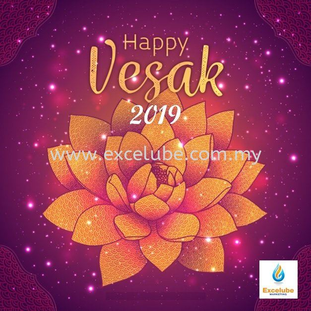 Happy Wesak Day 2019 & Happy Holidays