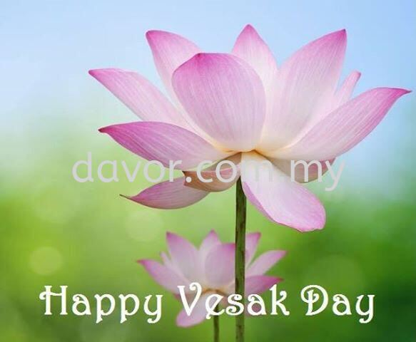Happy Wesak Day 2019