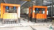 Structure Platform 大型压缩机钢骨水泥