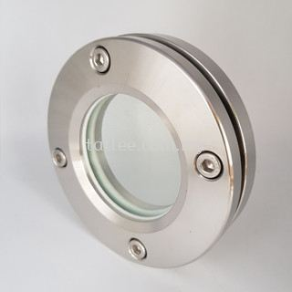 Circular Sight Glass With Flange