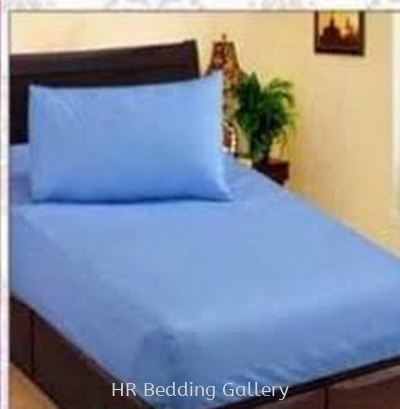 Single Fitted Bedsheet Set