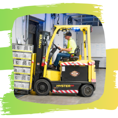 Forklift Safety and Competency (2 Days)