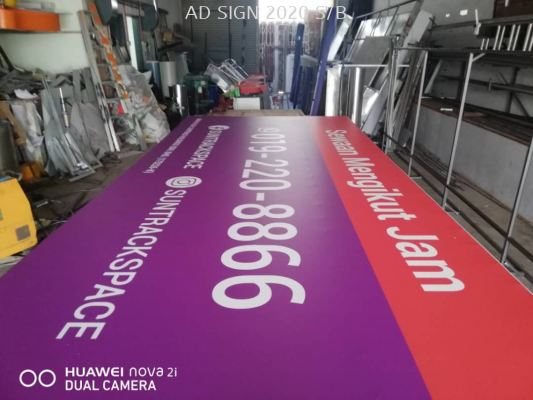 Billboard Tarpaulin Inkjet UV Outdoor