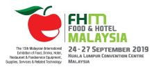 Food & Hotel Malaysia 2019