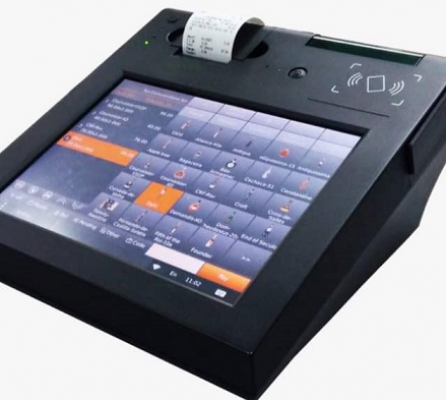 AC 988 POS LINUX ANDROID BASE. COMES WITH SOFTWARE