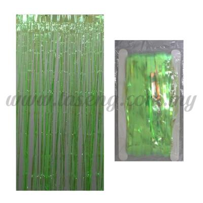 Fringe Backdrop Macaron Color *Green (BD1-MC-GN)
