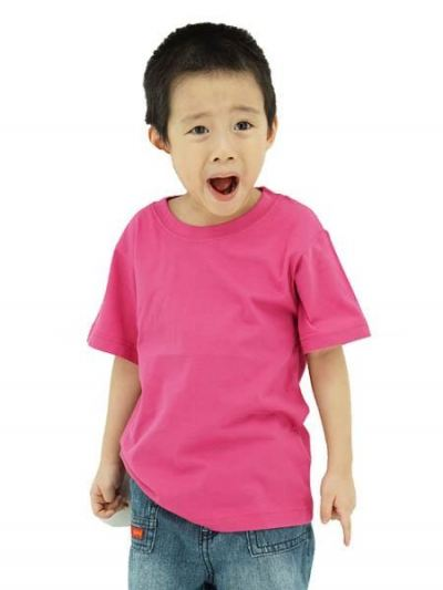 Kids T-Shirt  (Fuschia)