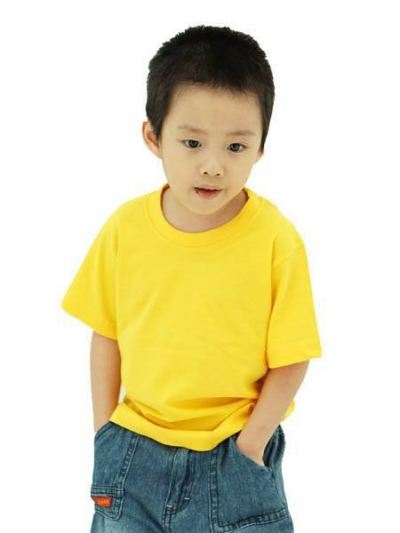 Kids T-Shirt (Yellow)