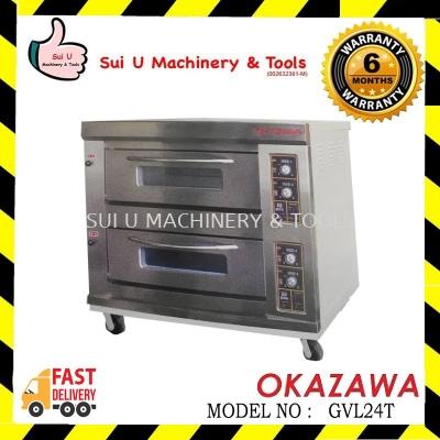 Okazawa GVL24T Industrial Gas Oven