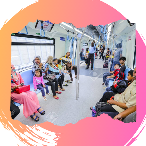 Level 4 - Public Transport Safety  Personal Protection Series Wellness