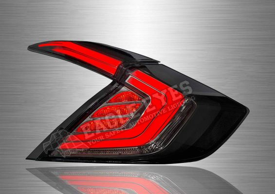 Honda Civic FC LED Sequential Signal Tail Lamp (V1) 16-19
