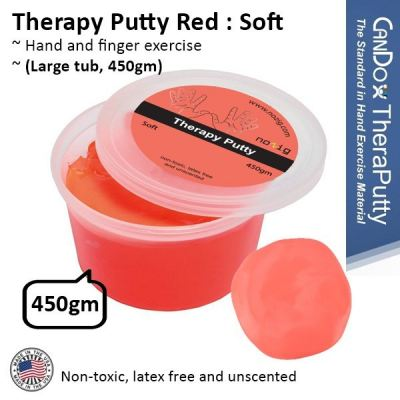 CanDo® Theraputty® 450gm (Large Tub)