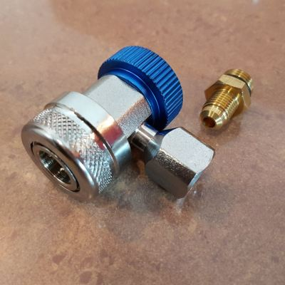 Quick Coupler-Blue ID335193