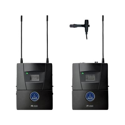 AKG PR4500 ENG Set PT Reference wireless ENG/EFP set