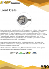 Load Cells Intro Load Cells AEP TRANSDUCERS