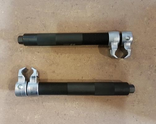 Heavy Duty Coil Spring Compressor ID666926