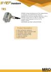 TRS Torque Transducers AEP TRANSDUCERS