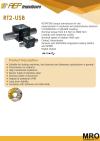 RT2-USB Torque Transducers AEP TRANSDUCERS