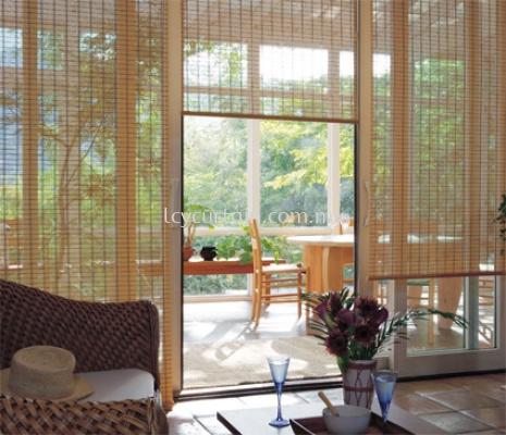 Japanese Bamboo Blind