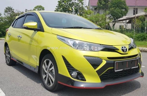 TOYOTA YARIS 2019 RS BODYKIT