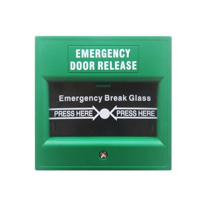 Emergency Door Relese-Green