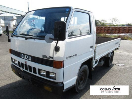 ISUZU ELF 81Y-95Y TRUCK / LORRY = DOOR VISOR