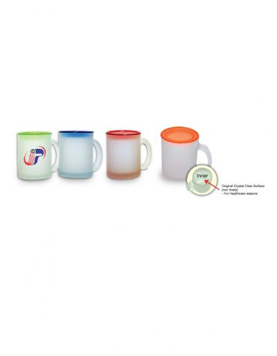 GL502 Colour Glass with Lid