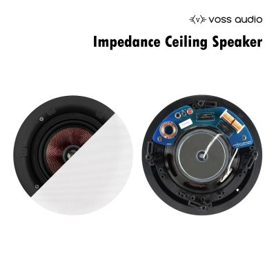 VOSS AUDIO Impedance Ceiling Speaker NS-ICM6