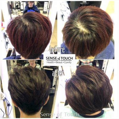 Herbal Colour Treatment