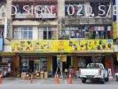 LightBox (LED Tube T8) Advertising Signboard Maker Selangor Light Board