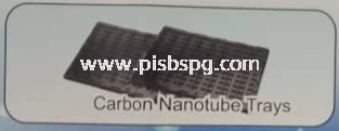 Carbon Nanotube Trays