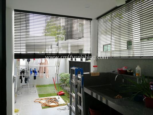outdoor-polysterne-venetian blinds