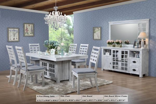 Florida - Dining Set