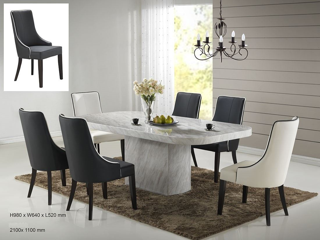 Marble Top Dining Set Melaka, Malaysia, Malim Supplier, Suppliers ...