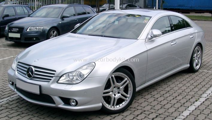 MERCEDES BENZ W219 CLS AMG DESIGN FULL SET BODYKIT + SPOILER