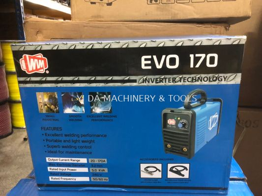 WIM EVO170 WELDING SET