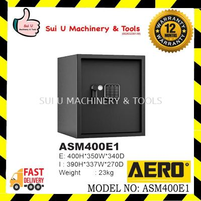 AERO ASM400E1 Security Box / Safety Box / Locker