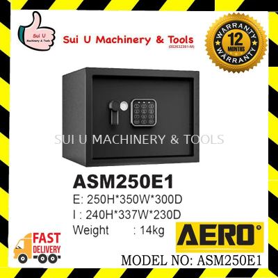 AERO ASM250E1 Security Box / Safety Box / Locker