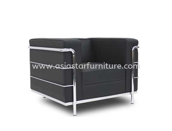 GINA ONE SEATER OFFICE SOFA - Top 10 Best Selling Office Sofa | office sofa Jalan P.Ramlee| office sofa Jalan Kia Peng | office sofa Jalan Pinang