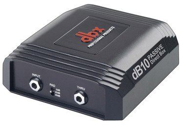 db10 Passive Direct Box