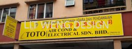 TOTO Air Cond & Electrical Sdn Bhd (Batu Caves) Non Lighted
