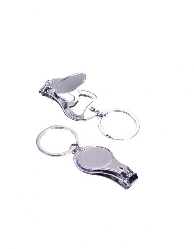 MED96 Nail Clipper Keychain