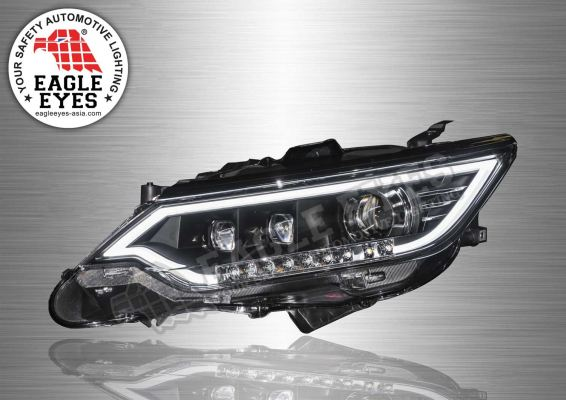 Toyota Camry Projector LED DRL Head Lamp 15-17