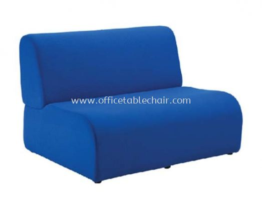 MOUSIKA TWO SEATER SOFA WITHOUT HANDLE