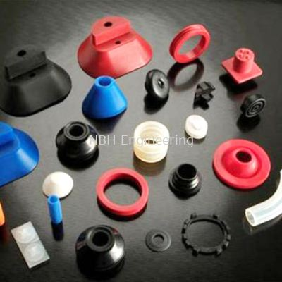 Maxx-Seal Rubber Moulded Part