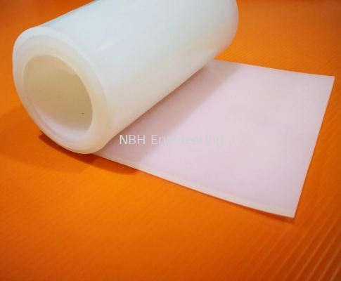 Silicone Rubber Sheet (Food Grade ,100% Virgin Silicone)